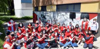Voluntarios Cruz Roja Burgos