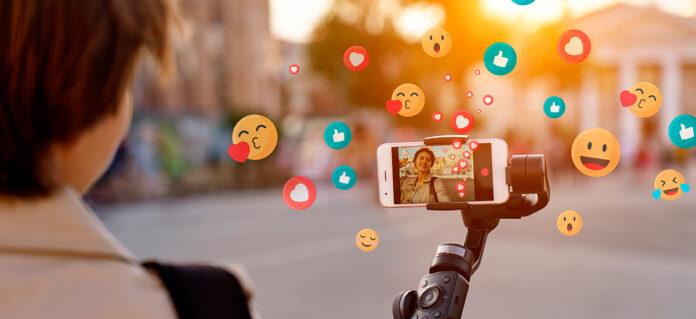 Gestión de contenido audiovisual en redes sociales