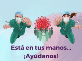 Llamamiento del Colegio De Médicos en Burgos