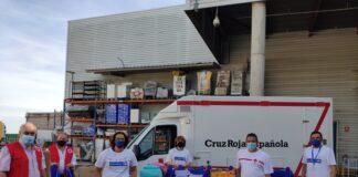 3.407,19 euros en material escolar donado mediante la Campaña 'Vuelta al Cole'