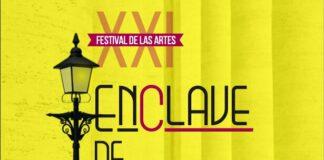 XXI FESTIVAL de las artes ENCLAVE DE CALLE