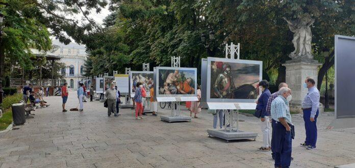 Exposición de El Prado en la calle, entre el 10 de Septiembre y el 4 de Octubre