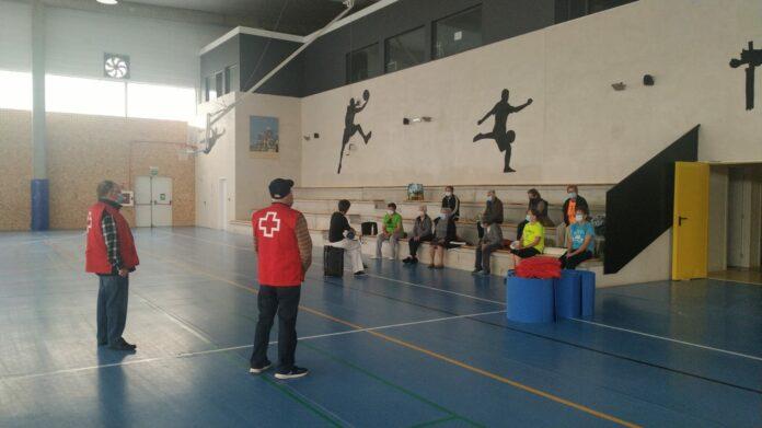 La Asamblea Comarcal de Cruz Roja en Melgar de Fernamental comienza su programa de actividades.