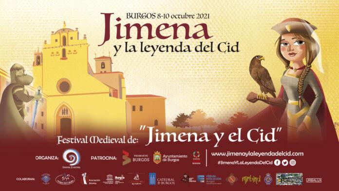 """""""Jimena y la Leyenda del Cid"""" del 8 al 10 de octubre"""