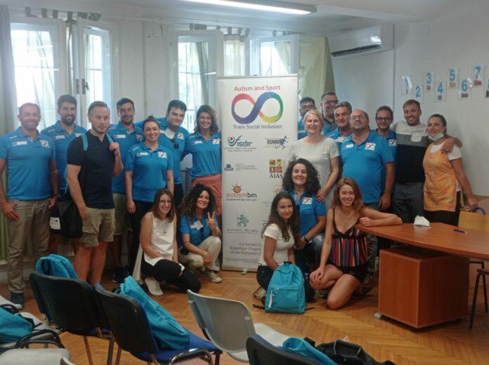 2ª reunión del Proyecto Europeo Autismo Y Deporte, Rijeka (Croacia)