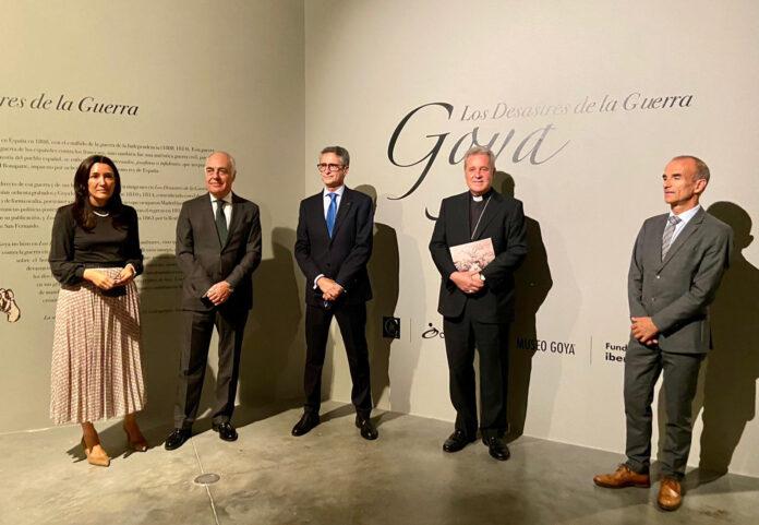 Exposición de Goya `Los desastres de la guerra´